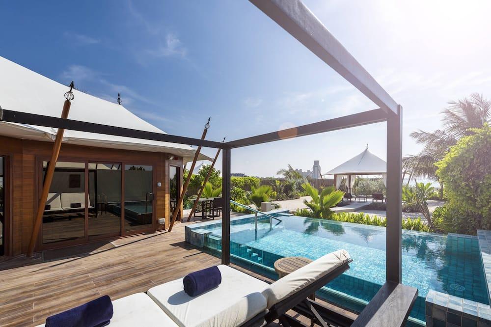 Villa, 1 habitación, para no fumadores - Piscina al aire libre