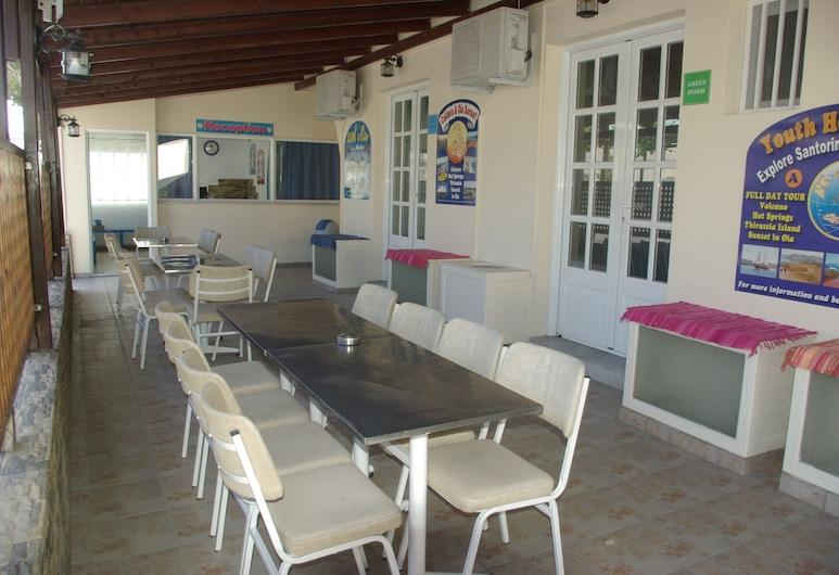 Youth Hostel Anna, Santorini, Terrace/Patio