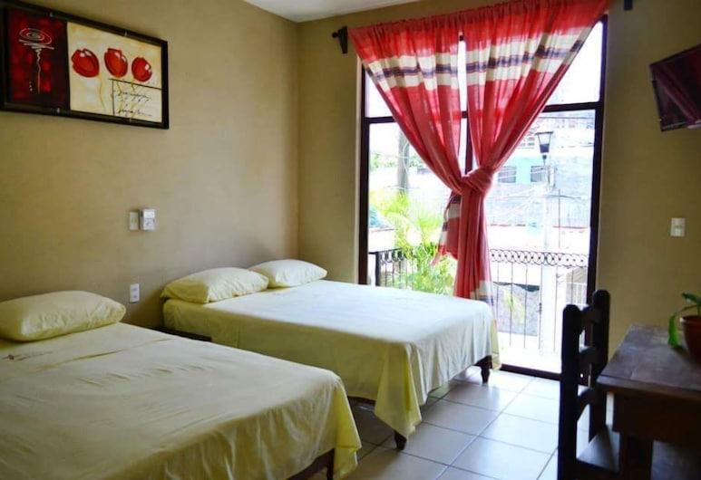 Hotel Miramar, Santa María Huatulco, Habitación