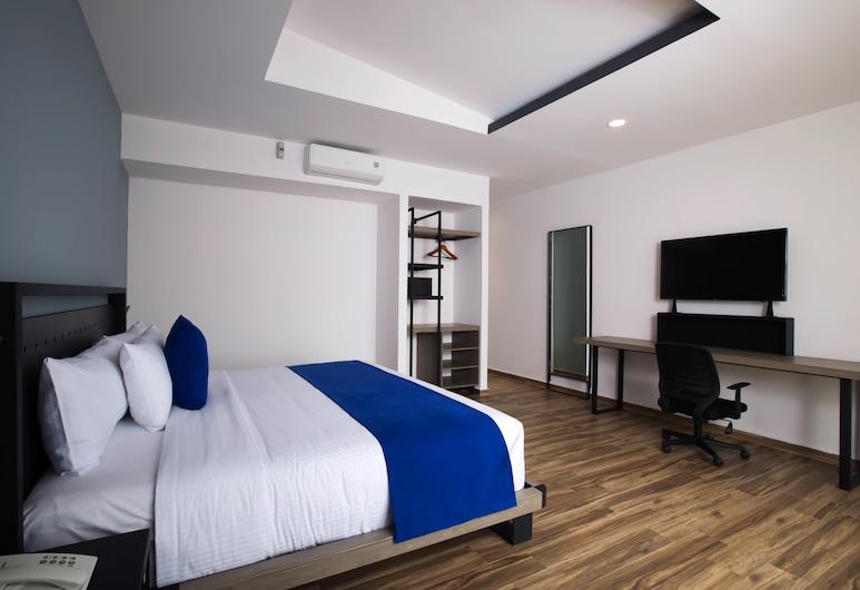 HOH Hotel, Aculco, Standard tuba, 1 ülilai voodi, Tuba