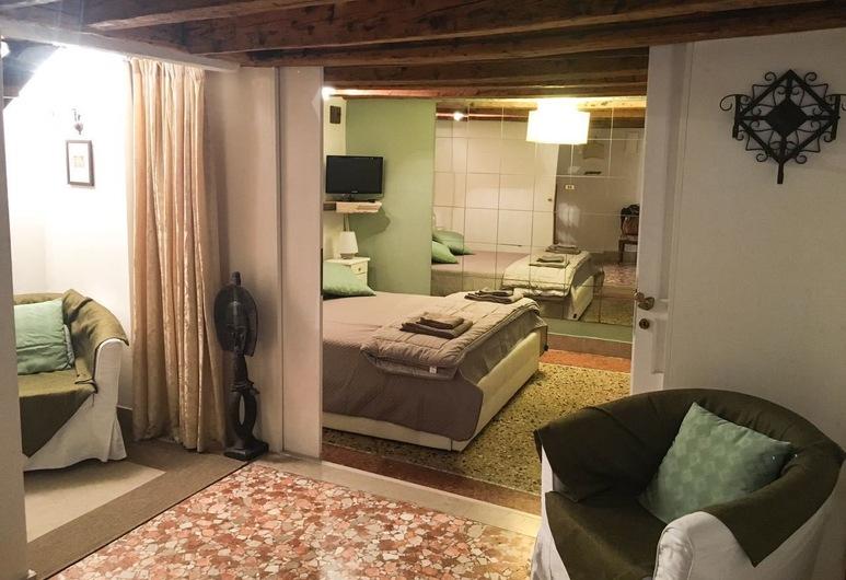 Salvarosa Apartment, Venetsia, Huoneisto, 2 makuuhuonetta, Huone