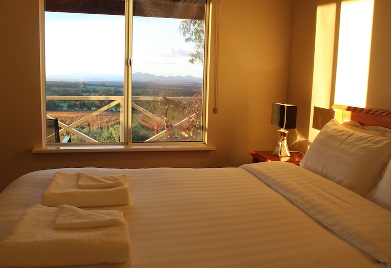 The Sleeping Lady Private Retreat, Porongurup, Chalet, 2 Bedrooms, View from room