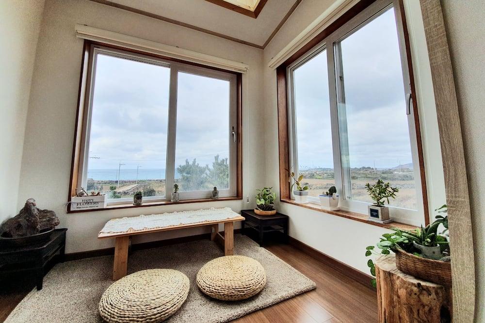 Duplex – family, 2 soverom, kjøkken, utsikt mot hav - Rom