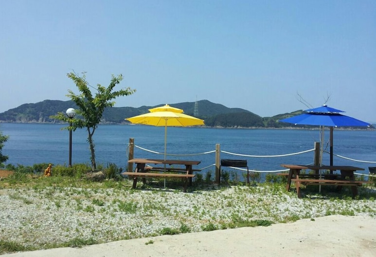 Yokjido Solguji Pension, Tongjeong, BBQ/piknik-terület