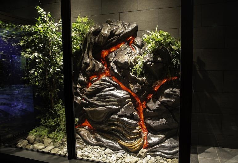 変なホテル東京 羽田, Tokyo, ロビー