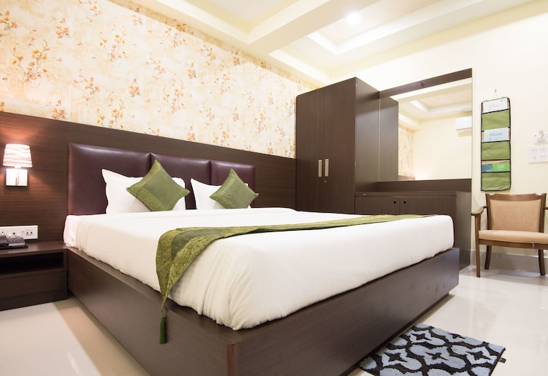 特雷布潮流國王苑飯店, 布巴內斯瓦爾, 標準客房, 客房