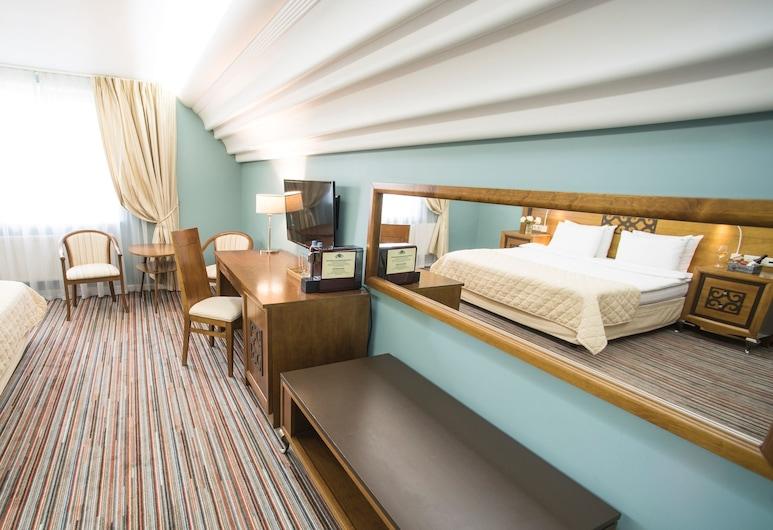 布魯斯飯店, 莫斯科, 豪華雙人房, 客房