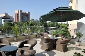 תמונה של Gazebo Inn And Suites בגורגאון