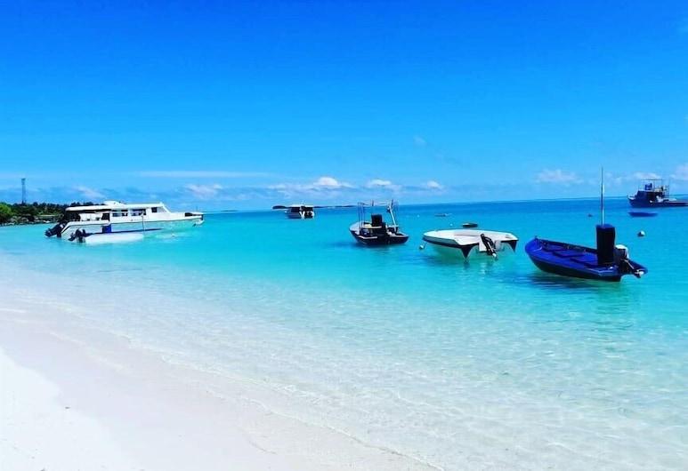 Muli Inn Surf View Maldives, Muli, Pláž