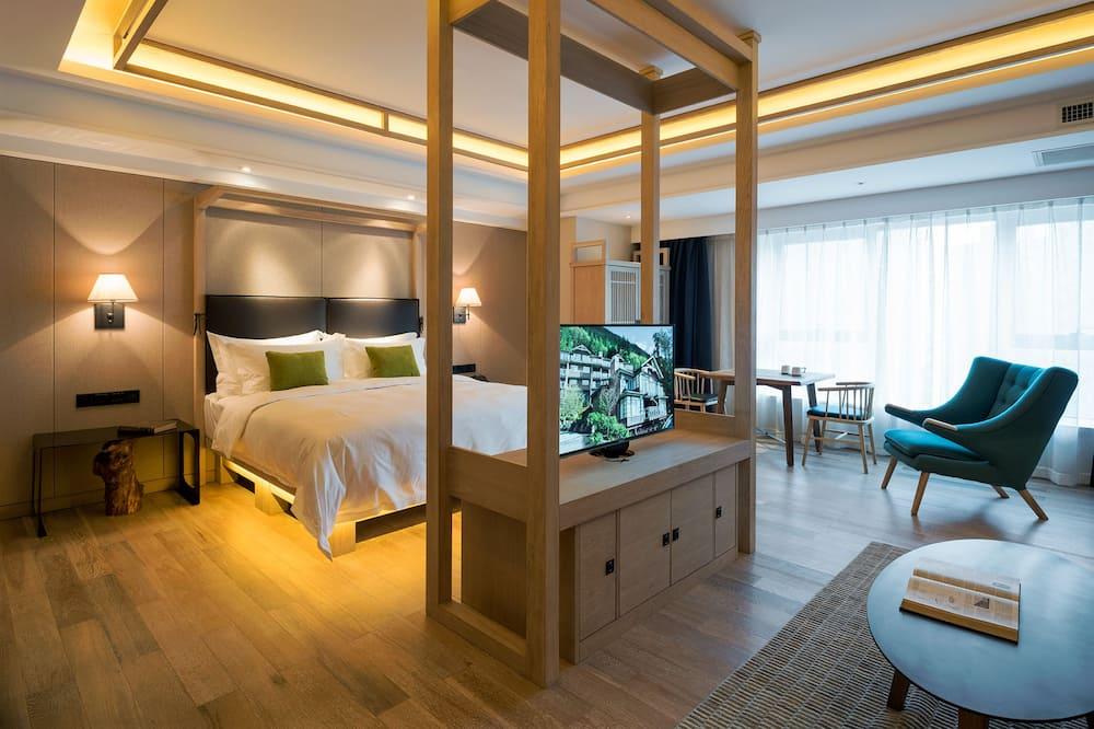 Habitación Deluxe, 1 cama Queen size - Habitación