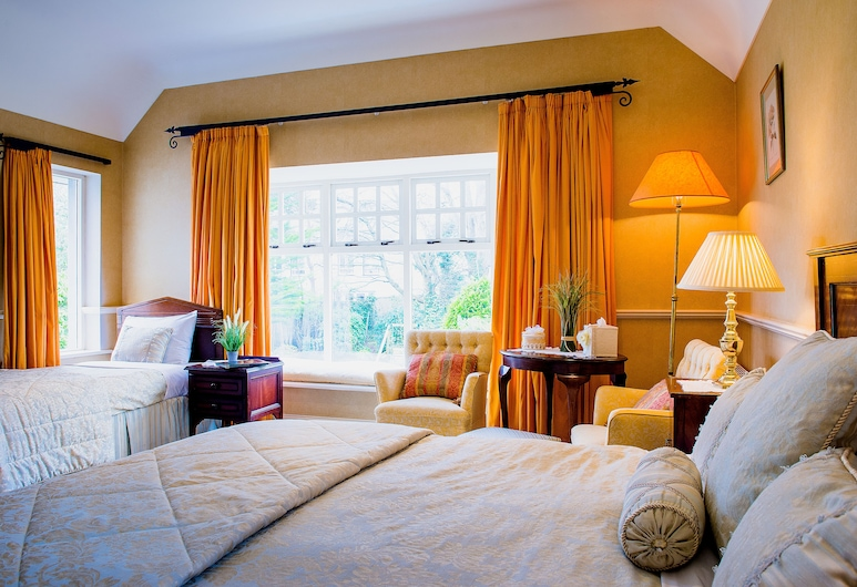 Fuchsia House, Killarney, Familienzimmer, Zimmer