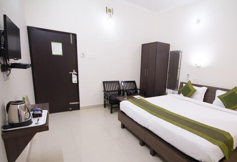 Treebo Trend Shubhankar Inn, Lucknow, Chambre Standard, Chambre