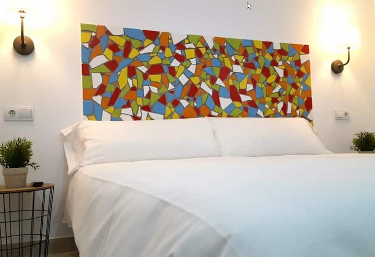 Pil Pil Hostel Madrid, Madrid, Twin Room, Bilik Tamu