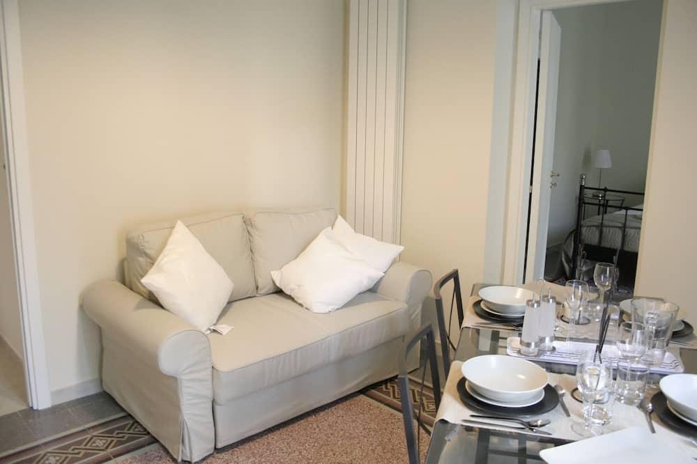 Dzīvokļnumurs, divas guļamistabas (Orlando) - Dzīvojamā zona