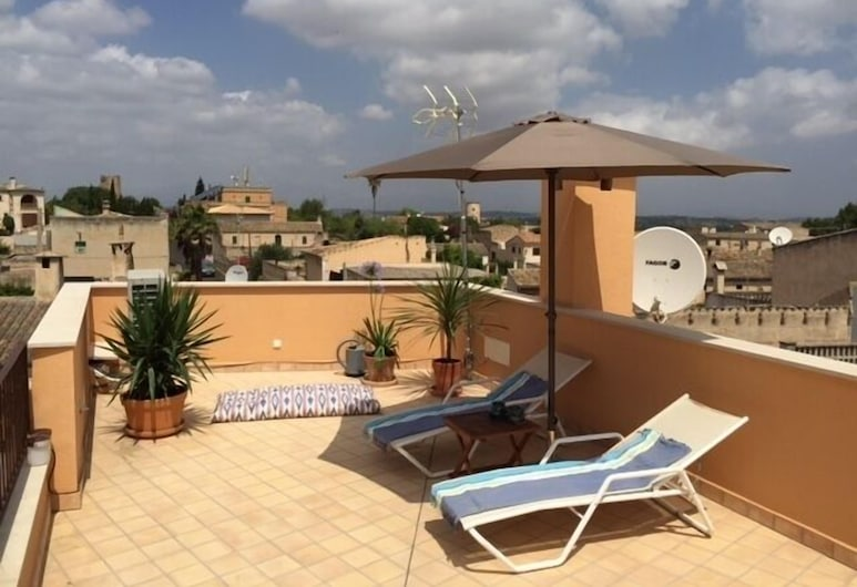 Can Sabater - Luxurious Village House - Ideal for Summer and Winter, Ariany, Balcony