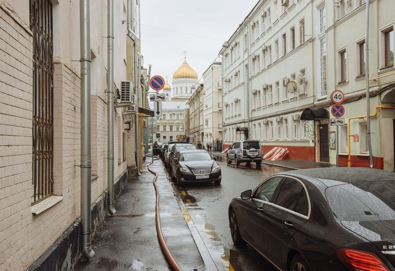 Guest House Pathos on Kremlevskaya, Moskva, Hotellfasad