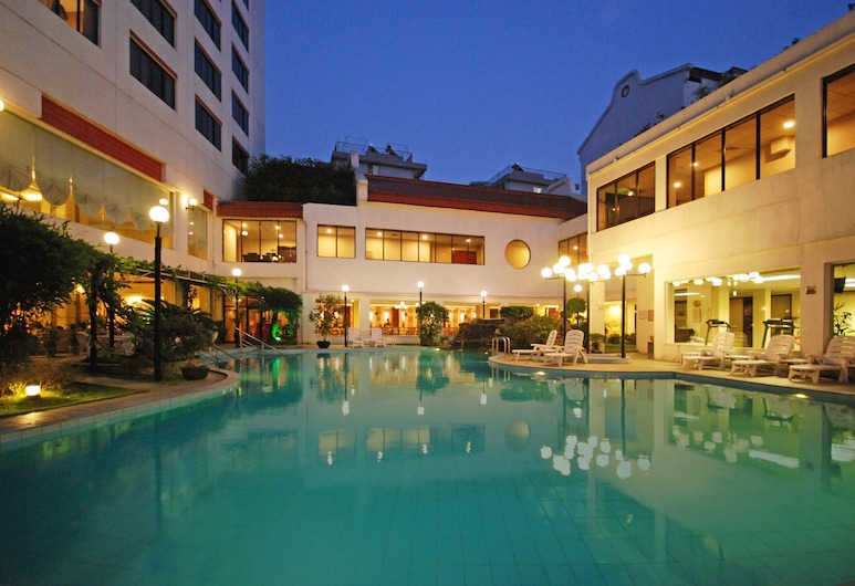 Guilin Bravo Hotel Grand Wing, Guilin, Outdoor Pool