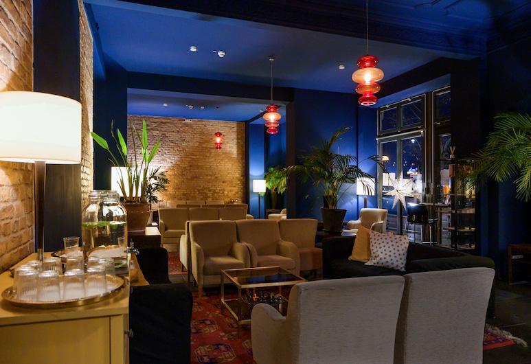 Hotel Goldmarie, Berlin, Lounge Lobi