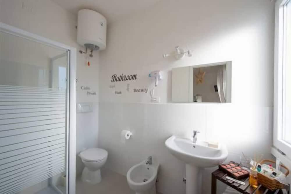 Kamar Single Desain - Kamar mandi