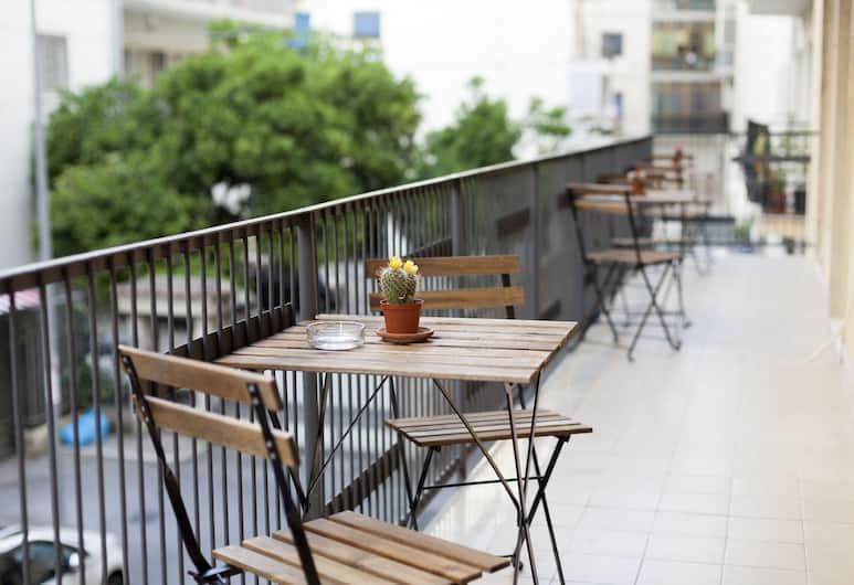 B&B La Primula, Pompeia, Quarto casal (Yellow), Terraço/pátio