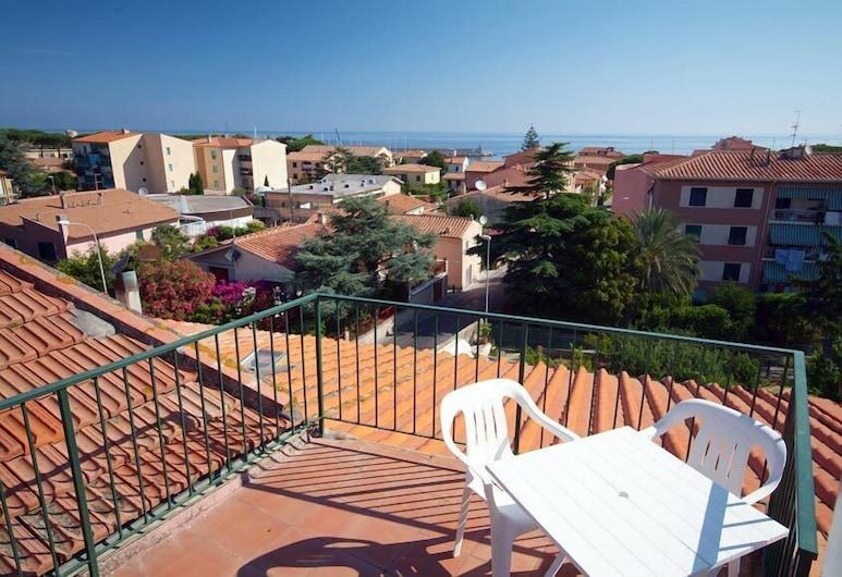 Hotel Anselmi, Marciana Marina, Double or Twin Room, Terrace/Patio
