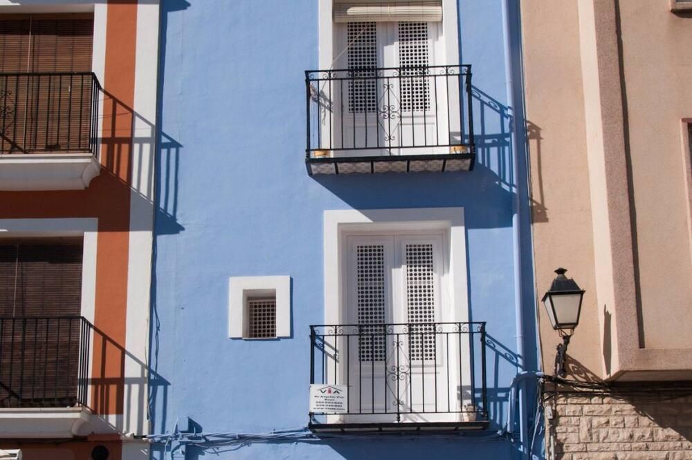 Apartment, 3 Bedrooms, Terrace, Sea View (Address:Calle Arsenal 21, Villajoyosa) - Balcony