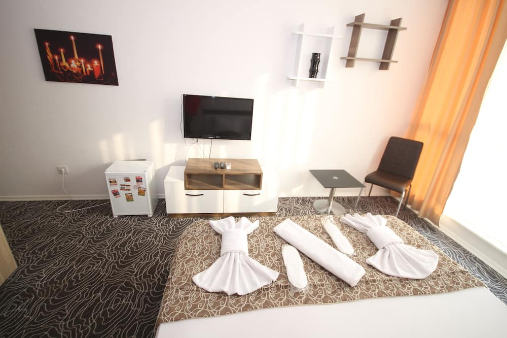 Deluxe studio apartman - Dnevni boravak