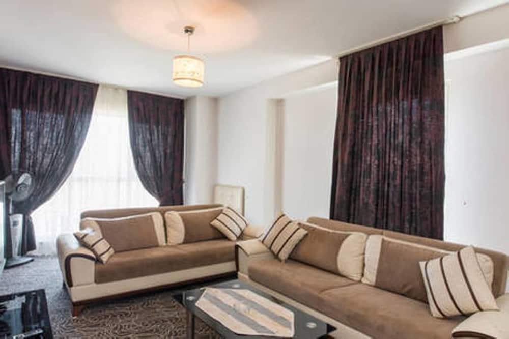 Deluxe suite, 1 spavaća soba - Dnevni boravak