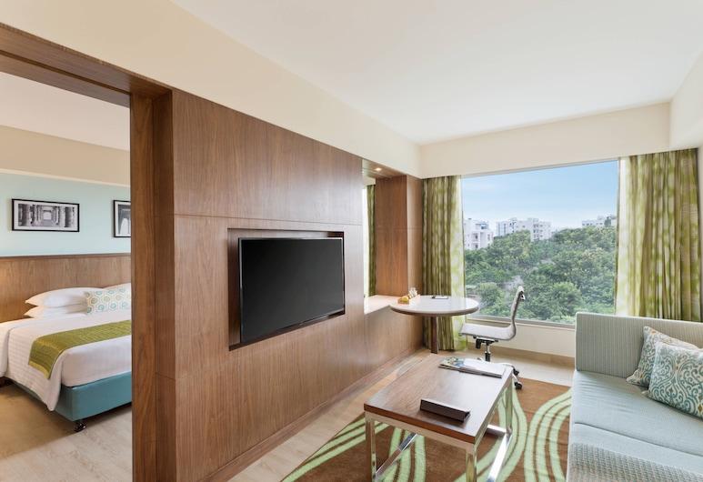 Fairfield by Marriott Visakapatnam, Visakhapatnam, Suite Junior, 1 chambre, non-fumeurs, Chambre