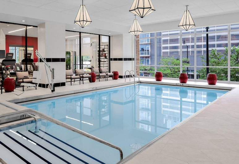 Home2 Suites by Hilton Chicago McCormick Place, Chicago, Pool