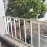 베이직 더블룸, 킹사이즈침대 1개, 발코니, 정원 - 뜰 전망
