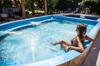 Foto Lucky Traveler Hostel - All Inclusive di Tulum