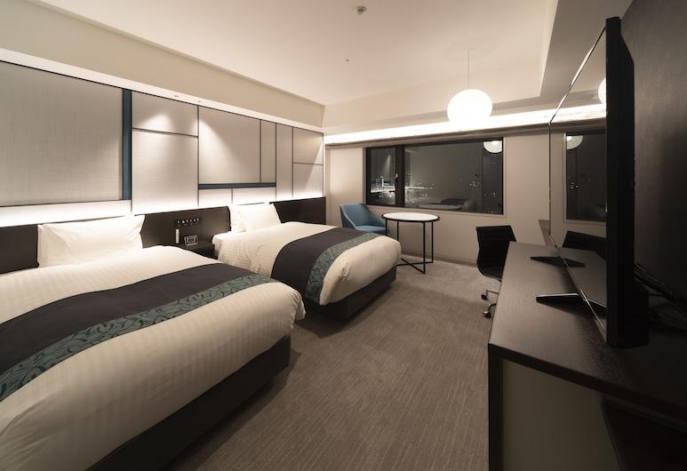 ホテルヴィスキオ大阪 by GRANVIA, 大阪市, スーペリア ツインルーム, 部屋