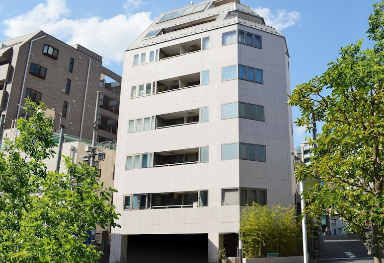 The Guest House Tokyo Azabu, Tokyo, Hotel Front