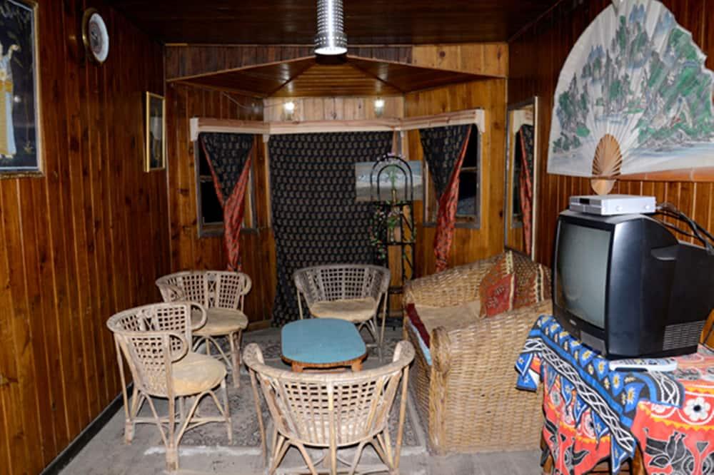 Luxury tuba - Lõõgastumisala