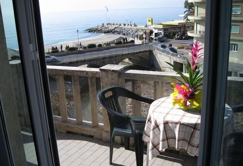 Hotel Corallo, Finale Ligure, Camera singola, Terrazza/Patio