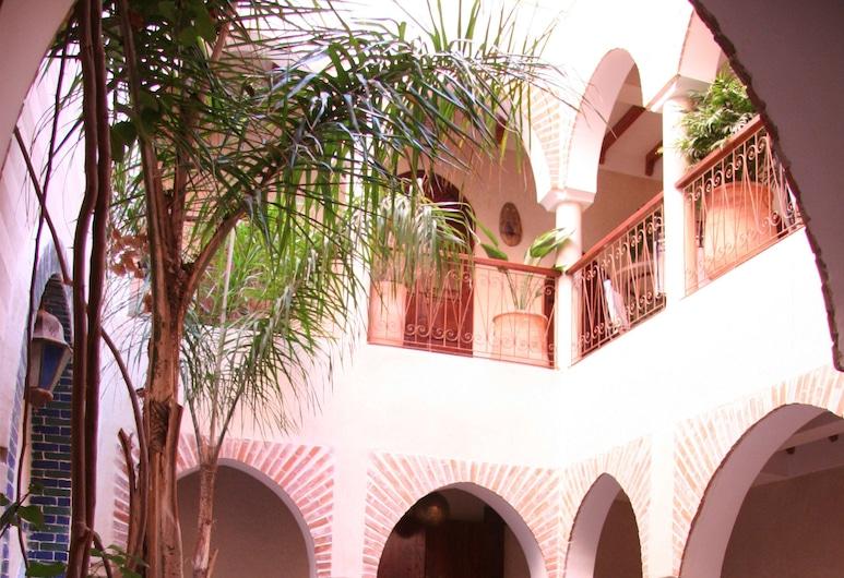 利雅德禪屋酒店, 馬拉喀什, 陽台