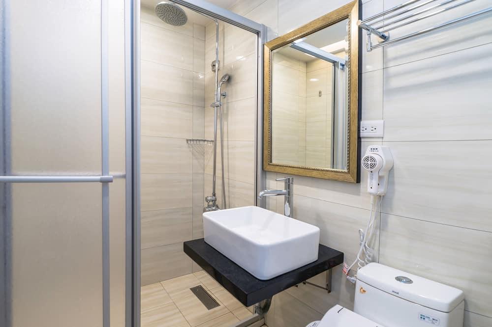 商務雙床房 - 浴室