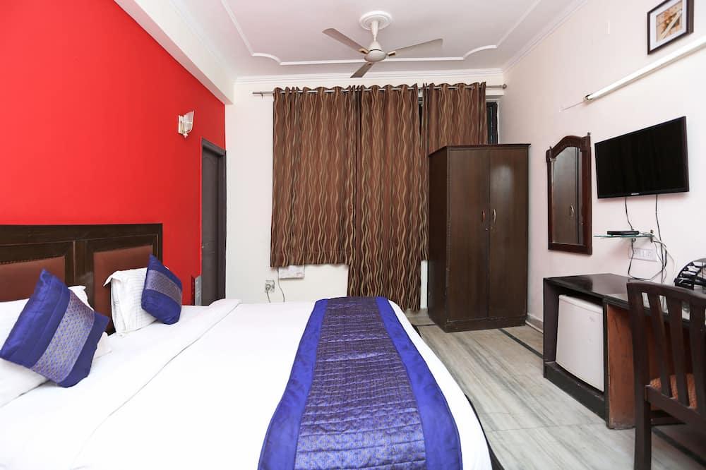 Standartinio tipo kambarys (1 dvigulė / 2 viengulės lovos), 1 standartinė dvigulė lova - Svečių kambarys