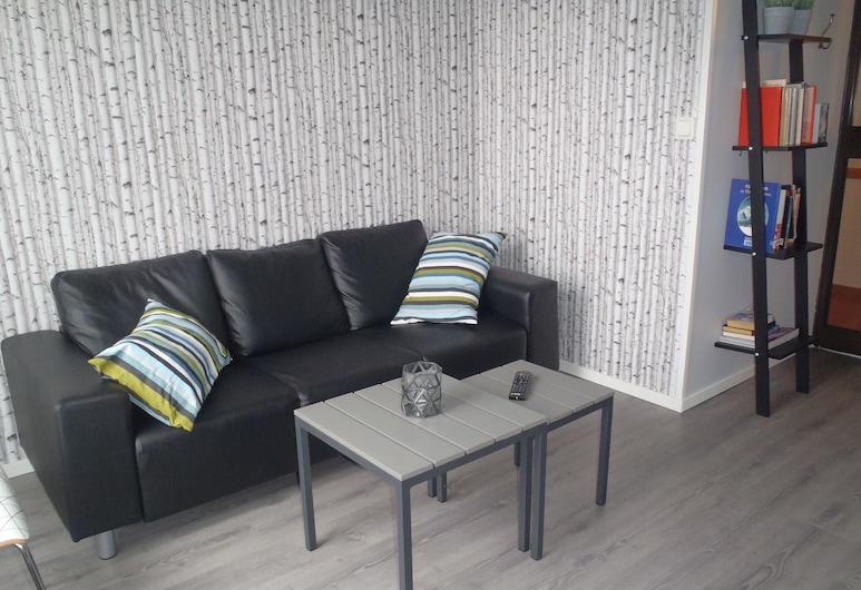 瑪麗豐滕會議中心及住宿飯店, 基魯那, 經濟單人房, 客廳