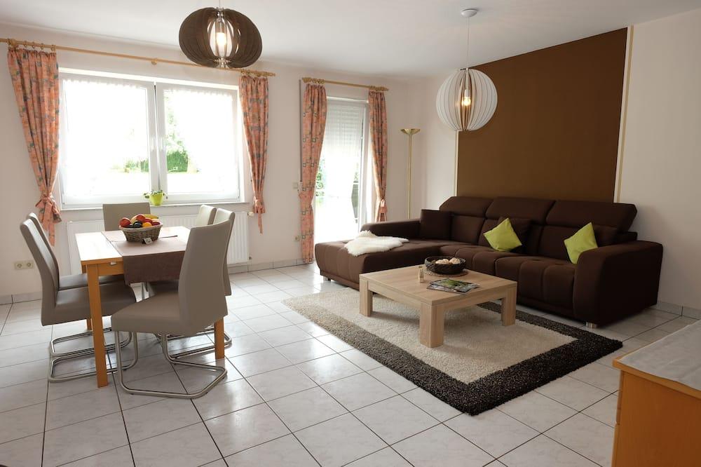 Apartment (Baumbusch) - Living Area