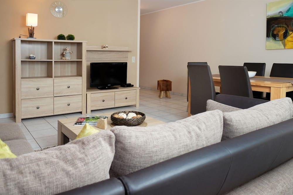 Apartment (Neu-Afrika) - Living Area