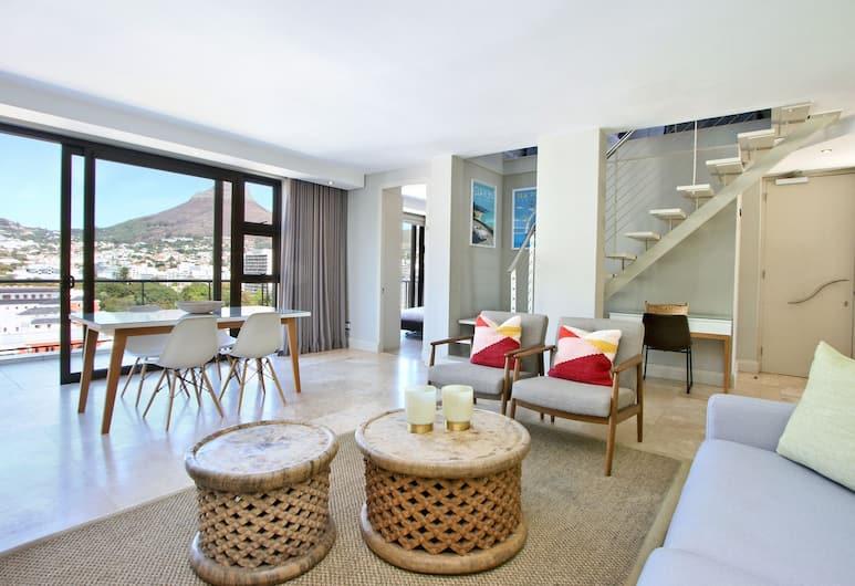 Avenue One, Cape Town, Luxury Penthouse, Living Area