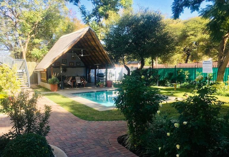 Apartments @ 125, Gaborone, Extérieur
