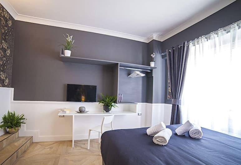 Vatican Luxury Home, Rome, Двухместный номер «люкс» с 1 двуспальной кроватью, Номер