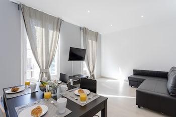 巴塞隆納芭巴塞隆納巴黎公寓飯店的相片