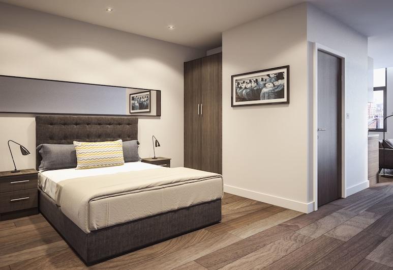 CARO Short Stay Parker Street, Liverpool, Apartment, 1 Bedroom, Room
