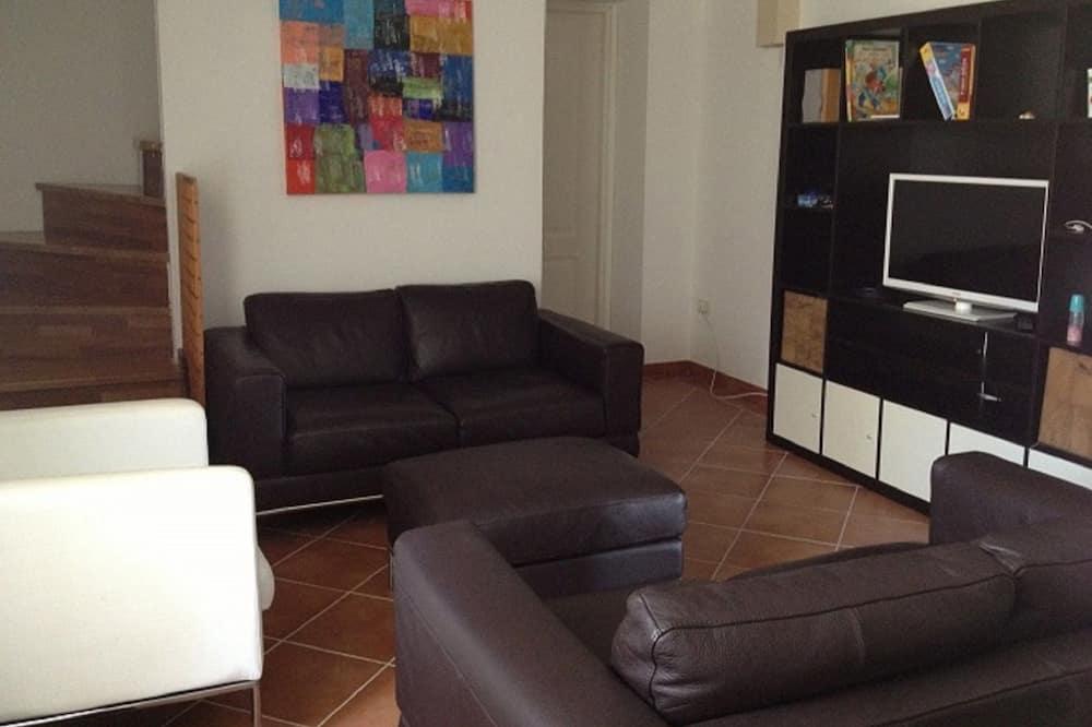 דירה, 4 חדרי שינה, טרסה - אזור מגורים