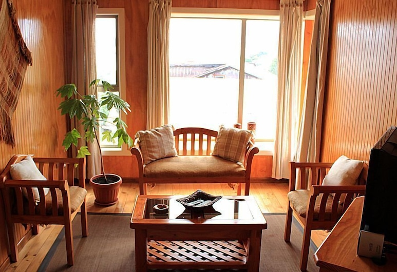 Apart Hotel Don Teodoro, Ancud, Standard Apartment, 3 Bedrooms, Living Room