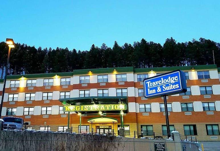 Travelodge Inn & Suites by Wyndham Deadwood, Deadwood, Eksterijer